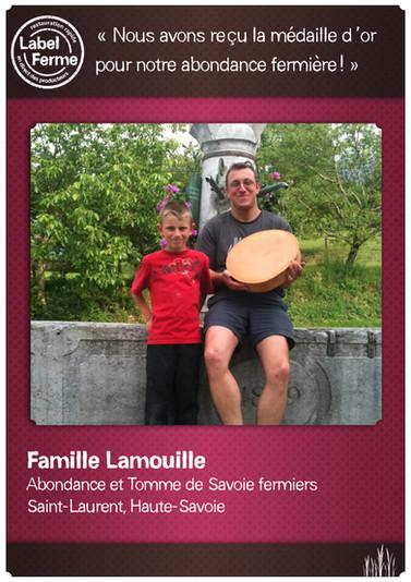 Famille Lamouille