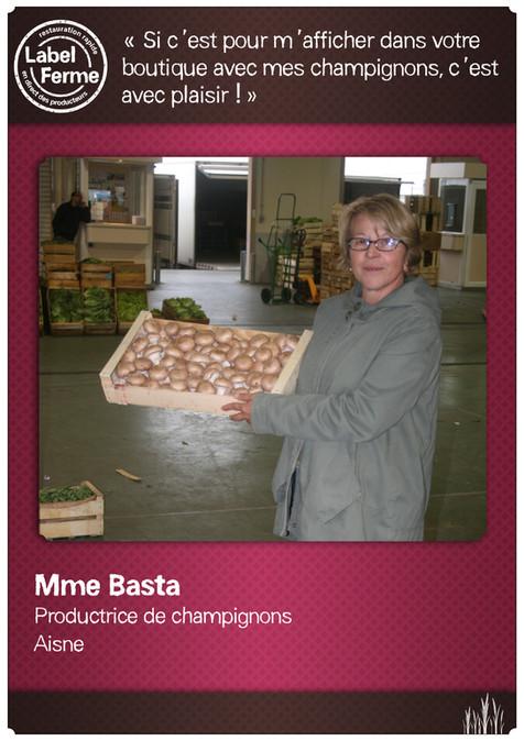 Mme Basta
