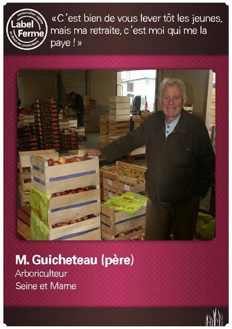M. Guicheteau (père)