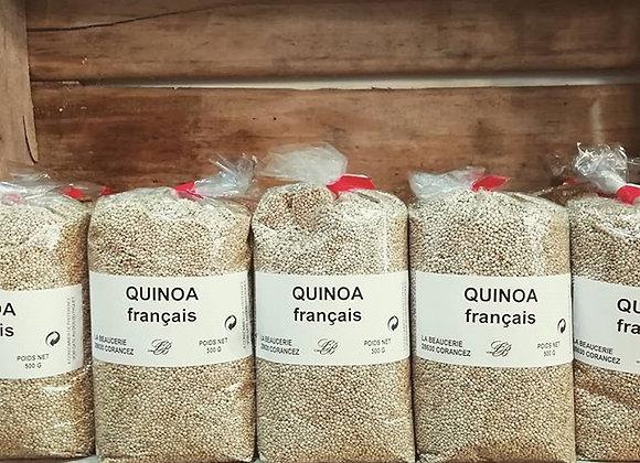 Quinoa d'Eure-et-Loire