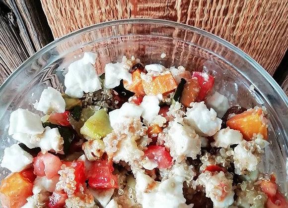 Salade sur-mesure