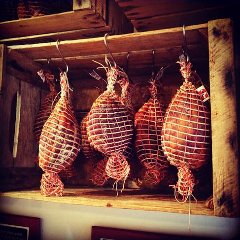 Noix de jambon artisanales