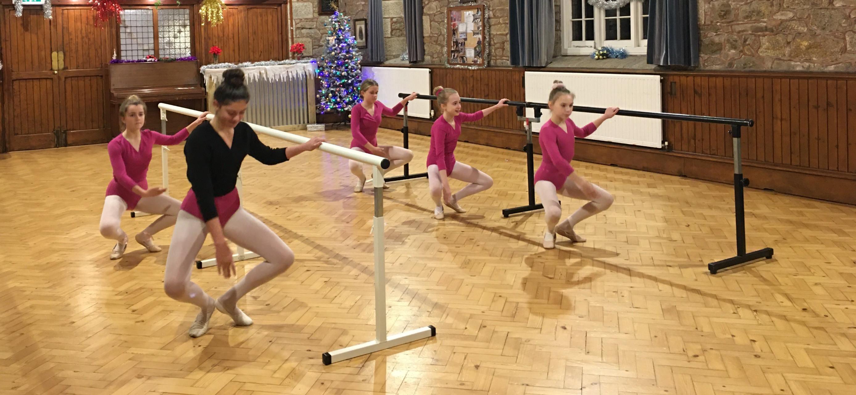 Grade 4 Ballet (Exam Group)