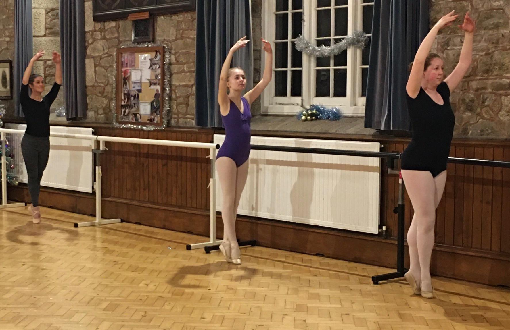 Intermediate Foundation Ballet