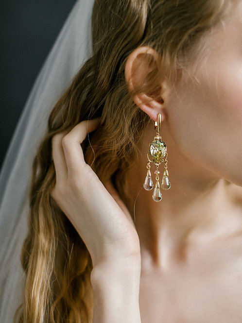 Renaissance. Earrings.