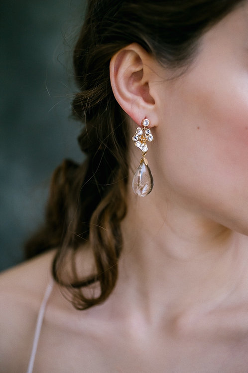 Renaissance. Earrings.