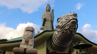 temples, trams & a triumphant spirit in nagasaki