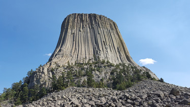 movie star monolith in wyoming
