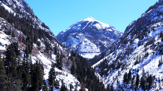 steep canyons & victorian streets in colorado