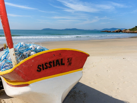 Trilha da Praia do Sissial