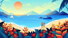 Tramandaí é a cidade praiana que mais cresceu no verão gaúcho