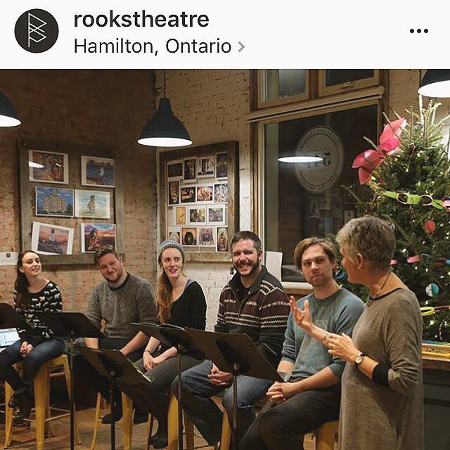 Rook's Theatre Holiday Radio Play Series