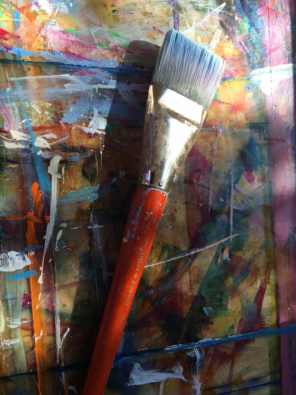 My favorite paintbrush