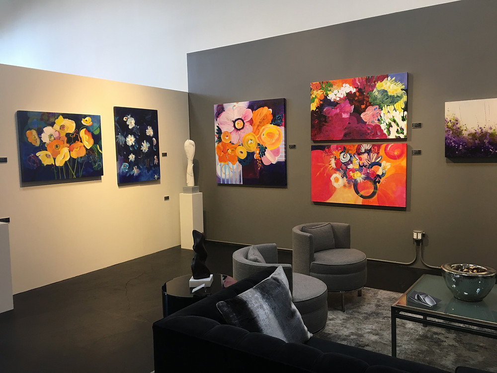 My Work in A•Space Design Gallery