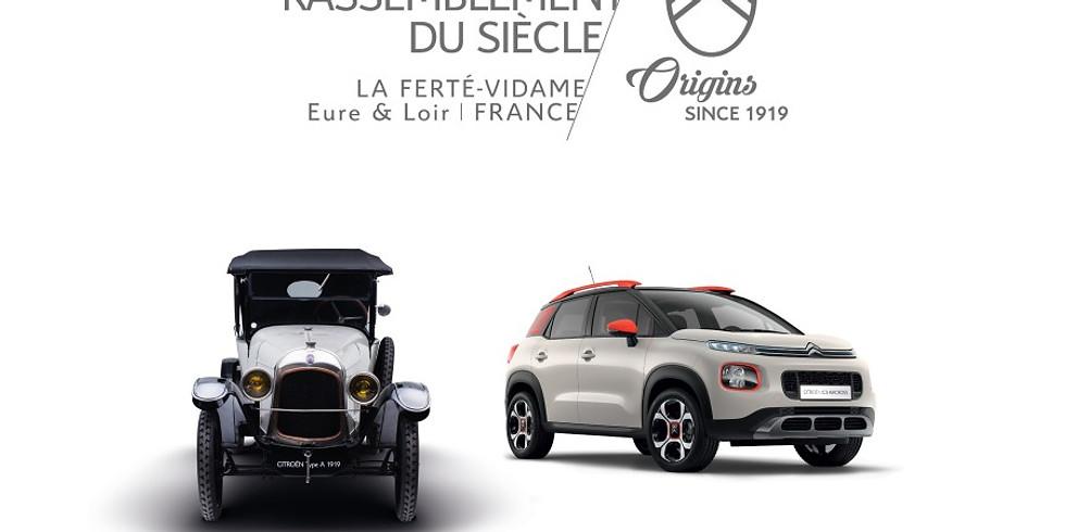 100 ans Citroën