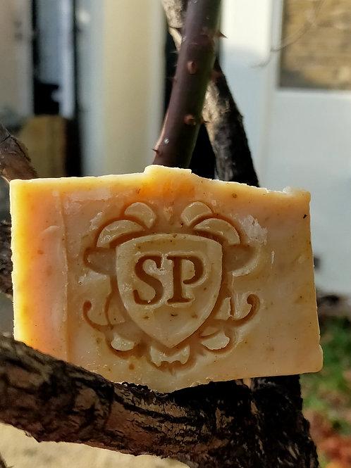 Carrot & Shea Butter Soap