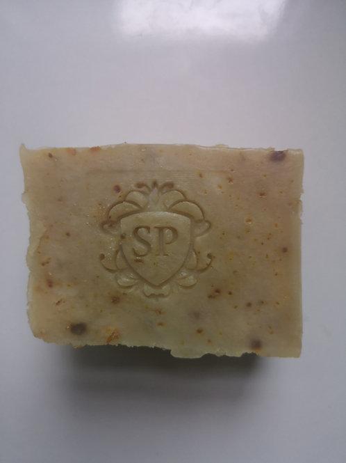 Pumpkin & Shea Soap Eczema & psoriasis relief
