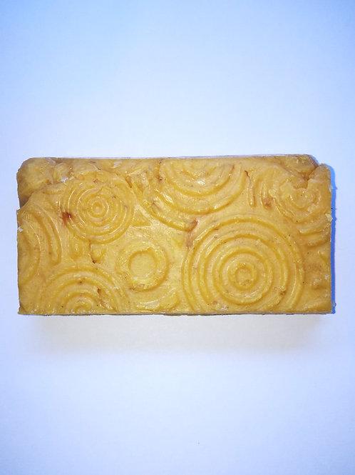 Banana, Honey, Oatmeal & Shea Soap