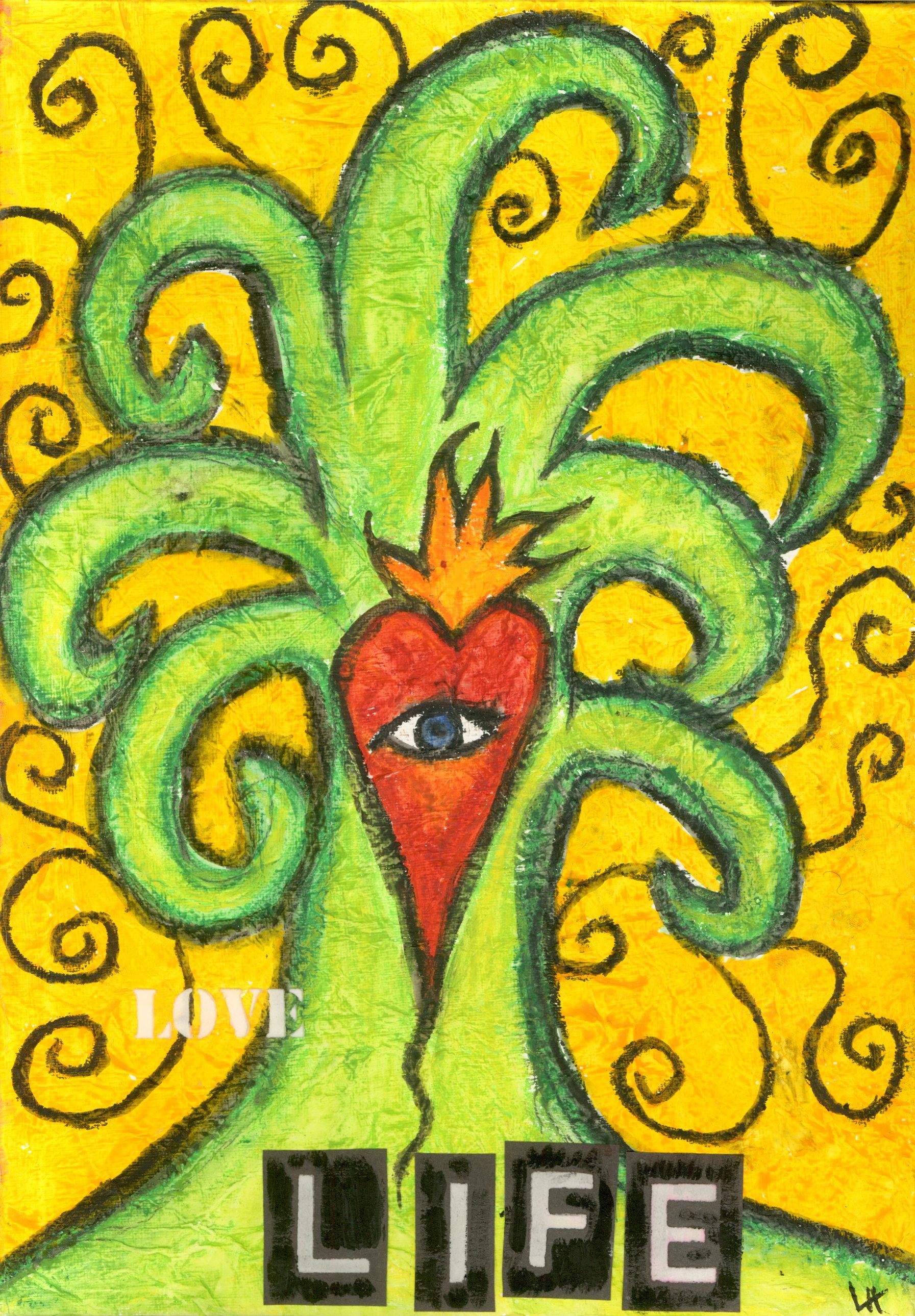 lovelifehearteye