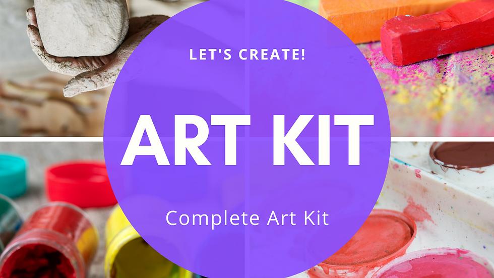 My Arts Club- ART KIT