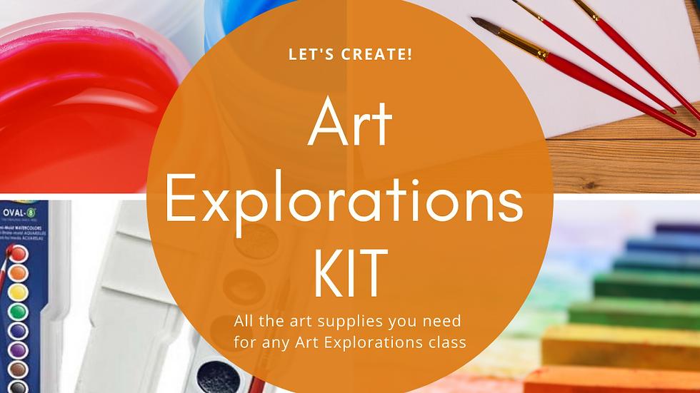 Art Explorations KIT