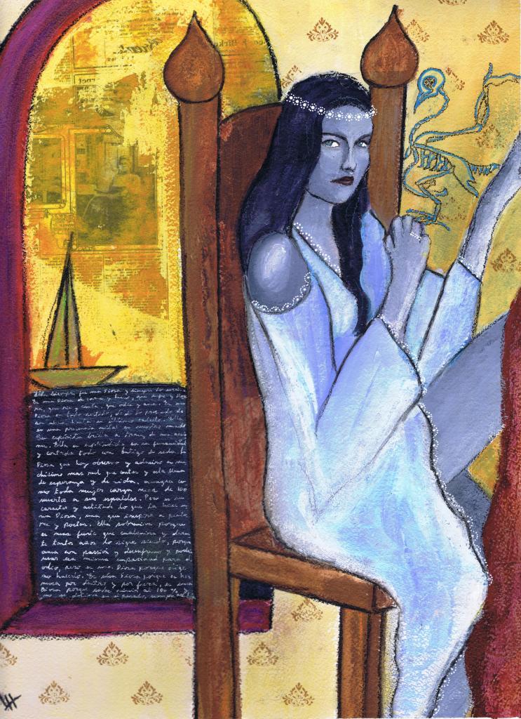 A Goddess (2)