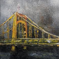 Clemente Bridge in the Rough
