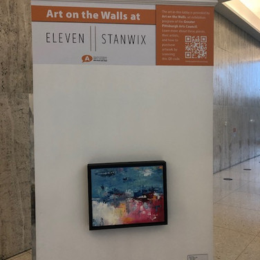 Art on the Walls, 11 Stanwix, Pittsburgh