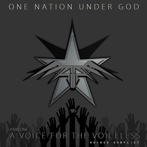 A VOICE FOR THE VOICELESS - DIGIPAK