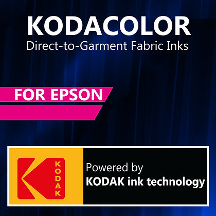 1 Liter Kodacolor Direct-to-Garment-Textiltinte: Formulierung E.