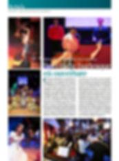 Journal Municipal Villeneuve Saint Georges Immaginarium Cabaret Anachronique Cie du Zèbre à Bretelles Cirque Orgue de Barbarie Théâtre Danse Comédie Musicale Archibald et Bobinette