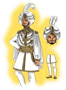 Le Maharadja