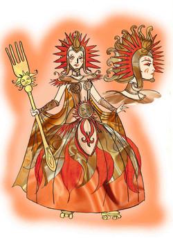La Reine du Soleil