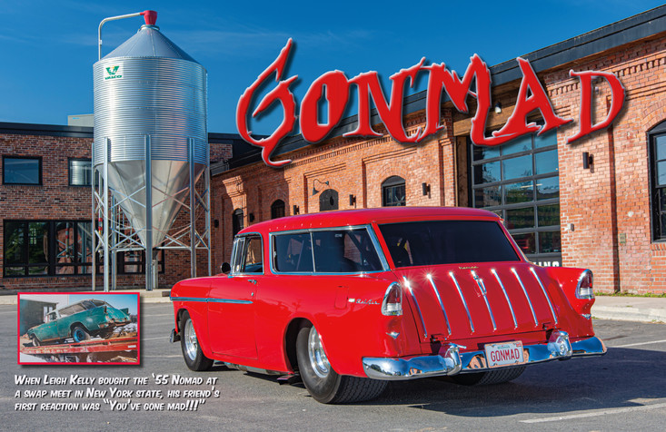 Leigh Kelly '55 Nomad