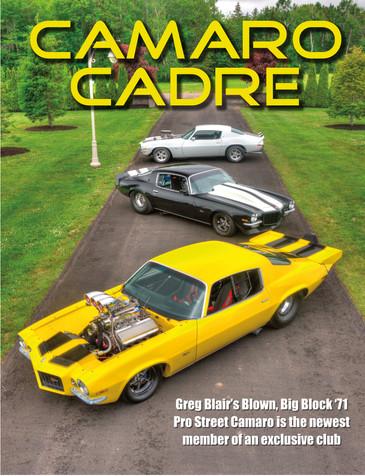 Greg Blair Pro Street Camaro