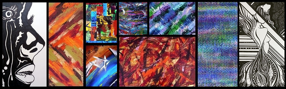 JMW Studios - Painting, drawing, witing, and other creative endeavors...