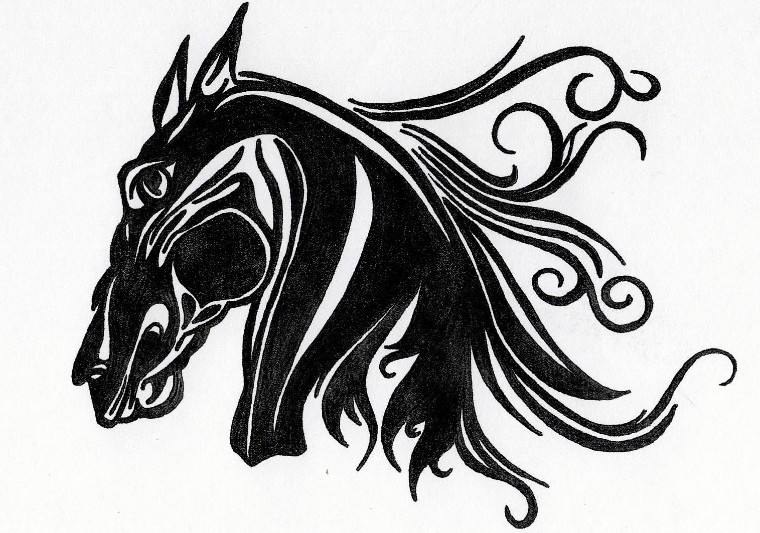 Nicoles Horse (gift)