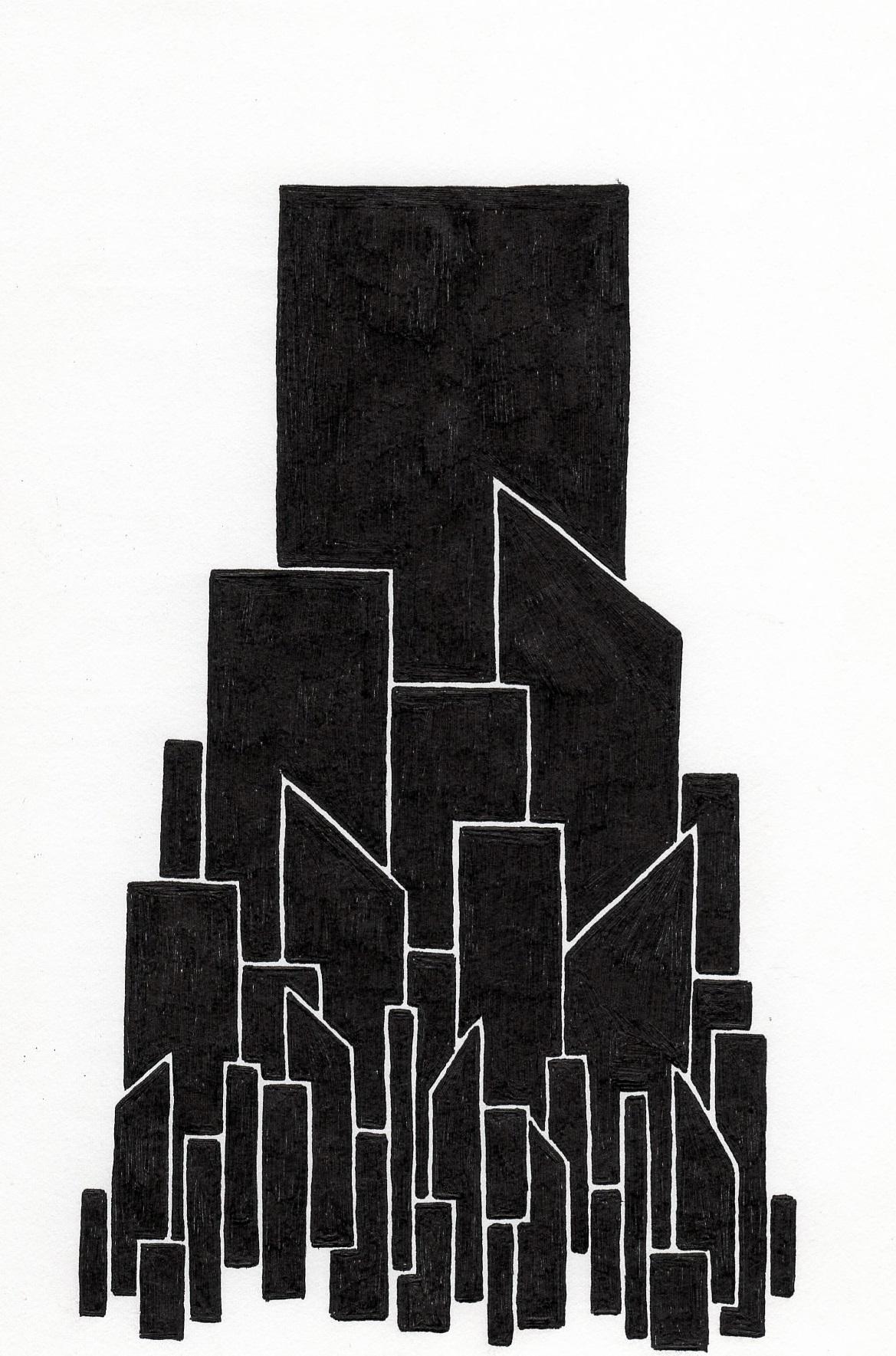 Cityscape (sold)