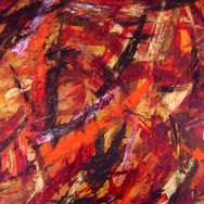 Inferno (In Private Collection)