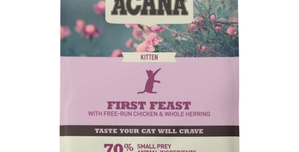 Acana First Feast Tavuklu ve Balıklı Yavru Kedi Maması 1,8kg
