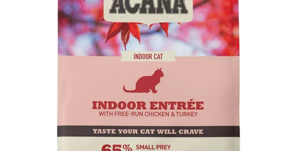 Acana Indoor Entree Hairball Control Tavuklu ve Hindili Kısır Kedi Maması 1,8 Kg