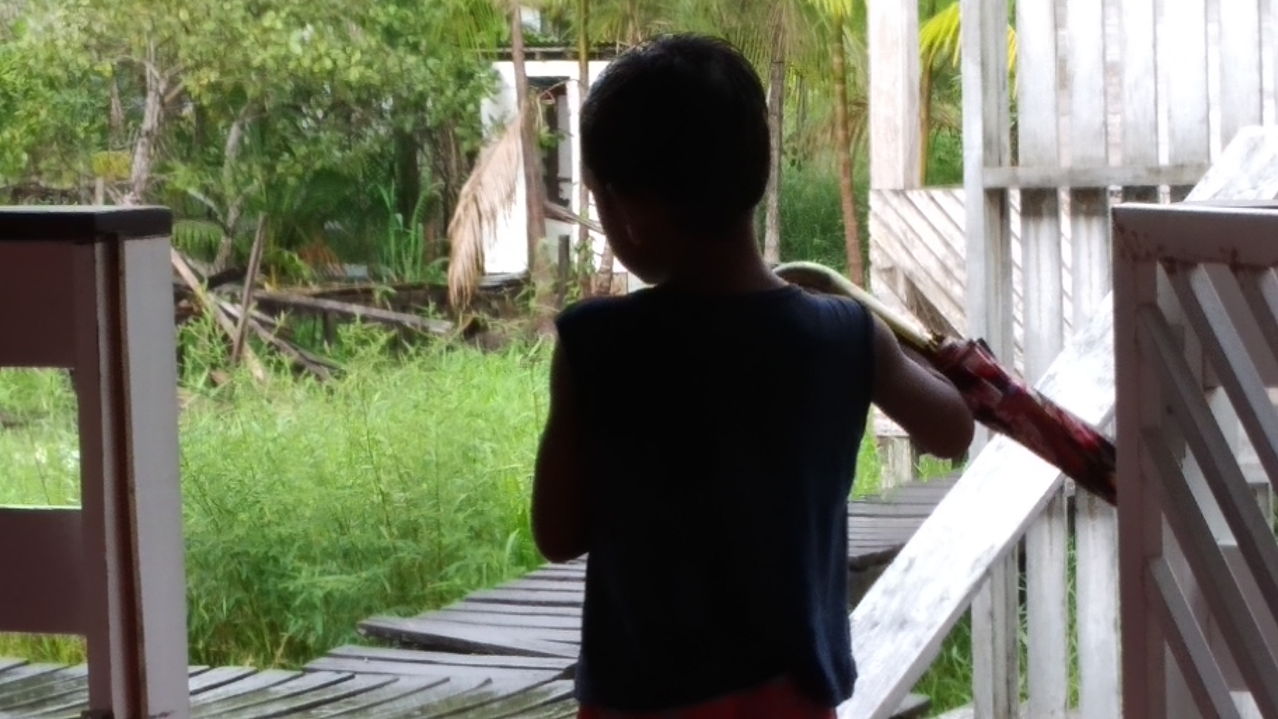 Villa Progresso tem uma escola estadual que atende as crianças