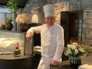Spitzenkoch: Mattias Roock vom Castello del Sole, Ascona