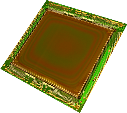 DaVinci 2K CMOS imager