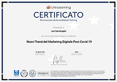 X Certification Nuovi Trendi del Marketi