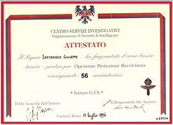 1996 ISTITUTO GIS - OPR - ODS Profession
