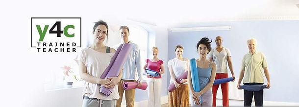 Yoga for Cancer Web Banner