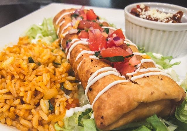 ••• CHIMICHANGA ••• ⁠⠀_Our favorite new