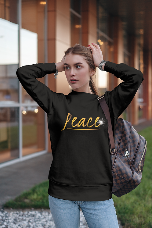 Peace Limited Edition Women's Sweatshirt