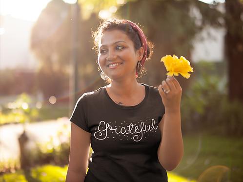 Grateful Women's Novelty Premium T-shirt